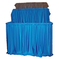 3 Tier PVC Professional Puppet Stage