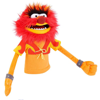 "10"" Animal The Muppets Hand Puppet"