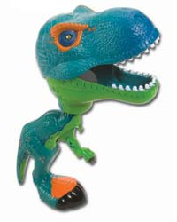 Chompers T-Rex Green