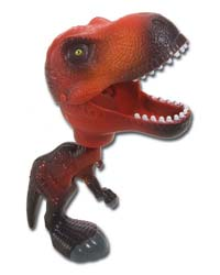 Chompers T-Rex Red