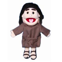 "14"" Shepherd Biblical Glove Puppet"