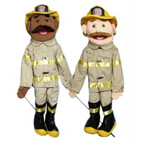 "28"" Firefighters Full Body Starter Set"