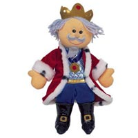 Tellatale King Hand Puppet