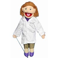 "28"" Dr. Payne Full Body Ventriloquist Puppet (Doctor)"