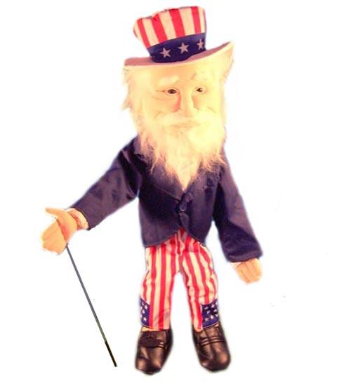 Uncle Sam Full ... Uncle Sam Full Body Black And White
