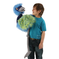 Professional Giant Bird Emu Puppet